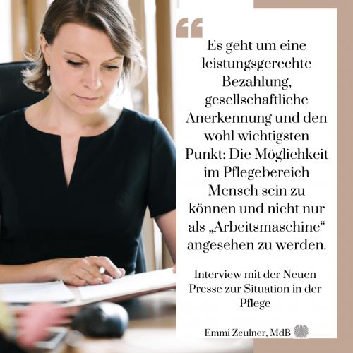 2020 12 MdB Zeulner-Interview Frankenwaldklinik