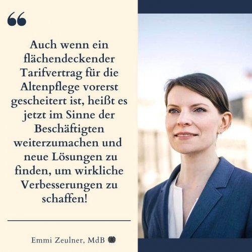 2021 03 24 Tarifvertrag Altenpflege