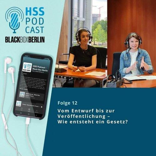 Podcastf-Folge 2021 07 29 HSS Black Box Berlin